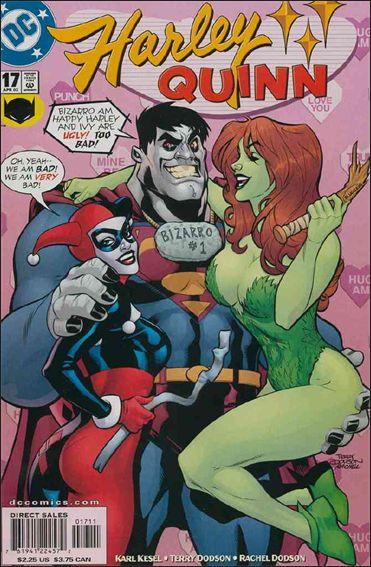 Harley Quinn (2000) 17-A by DC