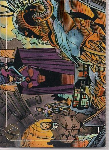 WildC.A.T.s: Set 1 (Base Set) 13-A by Topps