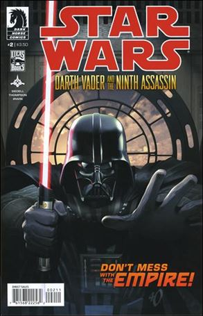 Star Wars: Darth Vader and the Ninth Assassin 2-A