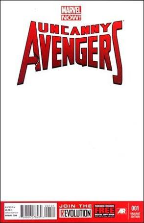 Uncanny Avengers 1-K