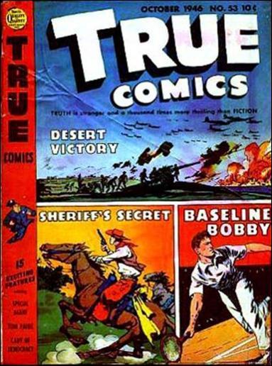 True Comics 53-A by Parents' Magazine Institute