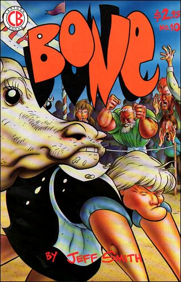 Bone (1991) 10-C by Cartoon Books