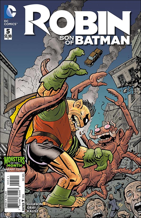Robin: Son of Batman 5-B by DC