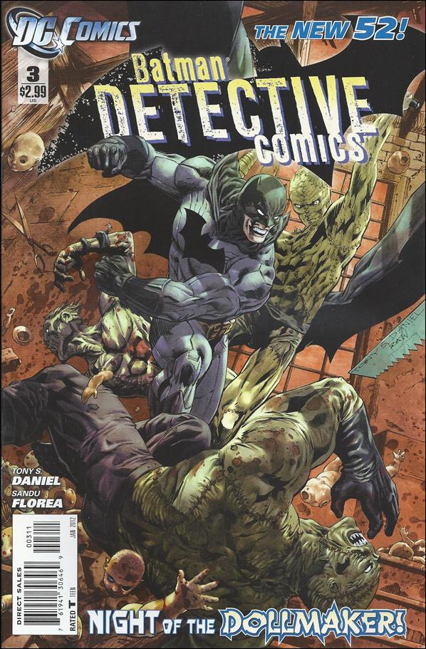 Detective Comics (2011) 3-A by DC