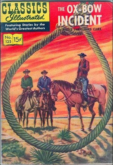Classic Comics/Classics Illustrated 125-A by Gilberton