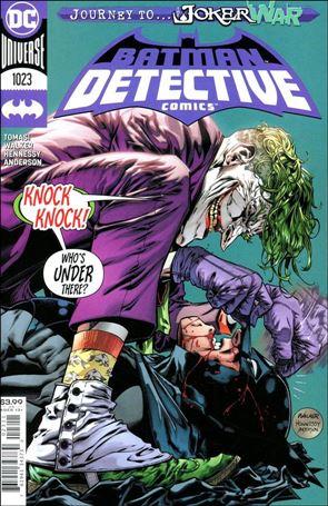 Detective Comics (1937) 1023-A