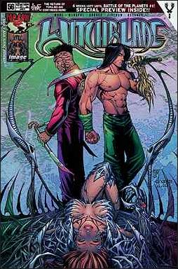 Witchblade 56-A by Top Cow
