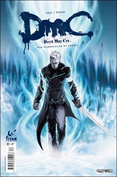 DmC Devil May Cry: The Chronicles of Vergil 1-A by Titan