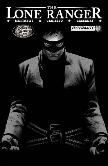 Lone Ranger (2006) 10-F by Dynamite Entertainment