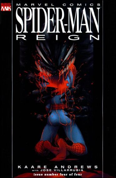 Spider-Man: Reign 4-A by Marvel