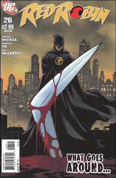 Red Robin 26-A by DC