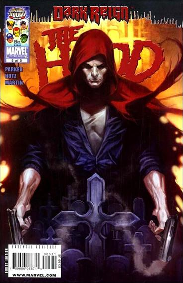 Dark Reign: The Hood 5-A by Marvel