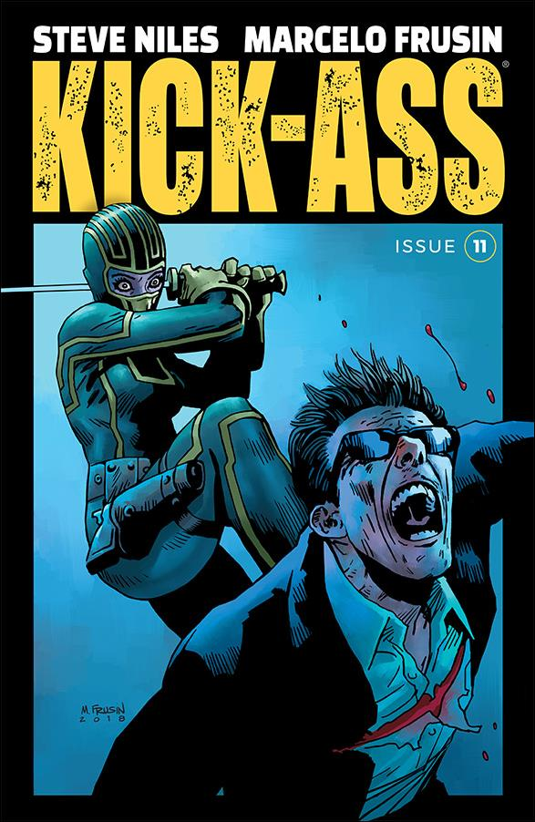 Kick-Ass (2018) 11-A by Image