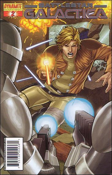 Classic Battlestar Galactica (2006) 2-F by Dynamite Entertainment