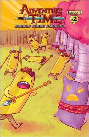 Adventure Time: Banana Guard Academy 2-B