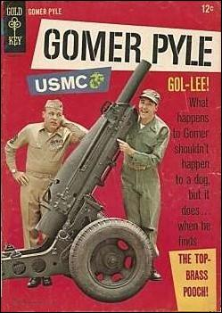 Gomer Pyle 1-A by Gold Key