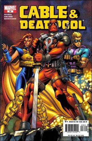 Cable & Deadpool 16-A