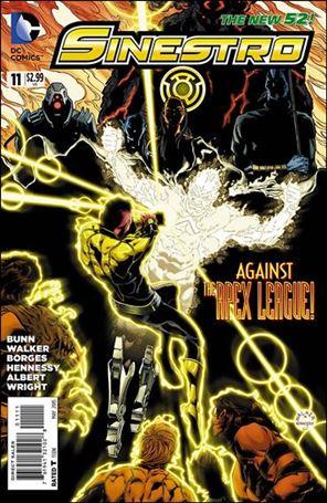 Sinestro 11-A
