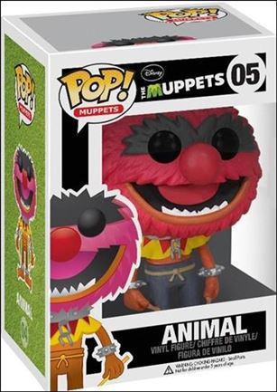 POP! Muppets Animal