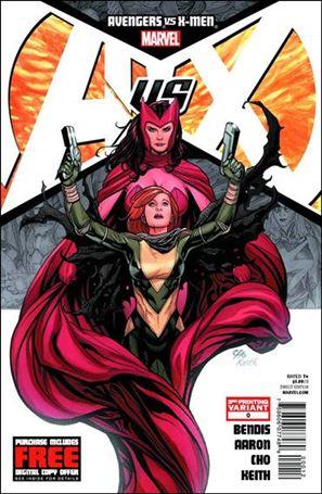 Avengers vs X-Men 0-E