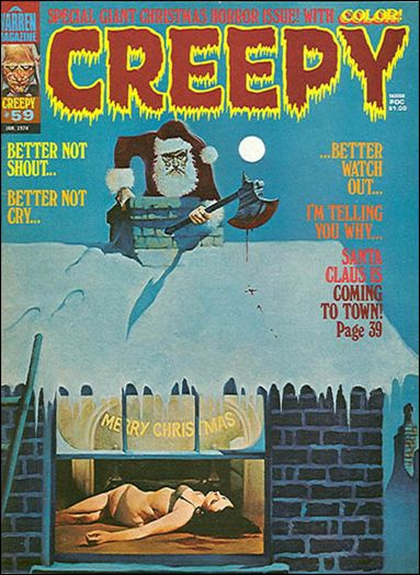 Creepy 59-A by Warren