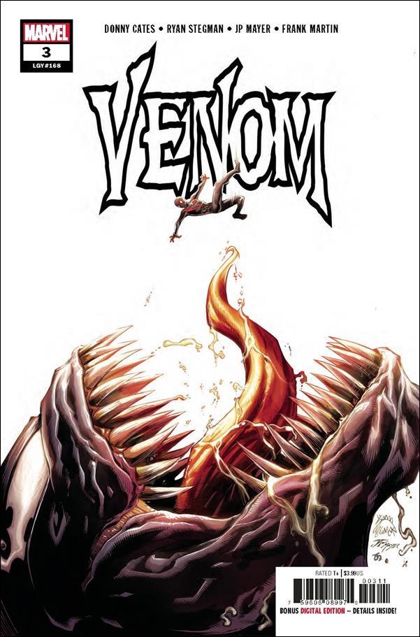 Venom (2018) 3-A by Marvel