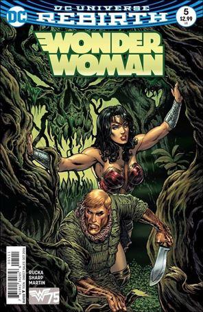 Wonder Woman (2016)  5-A