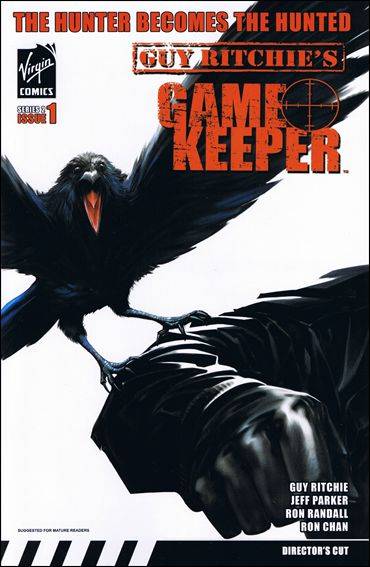 Gamekeeper (2008) 1-A by Virgin Comics
