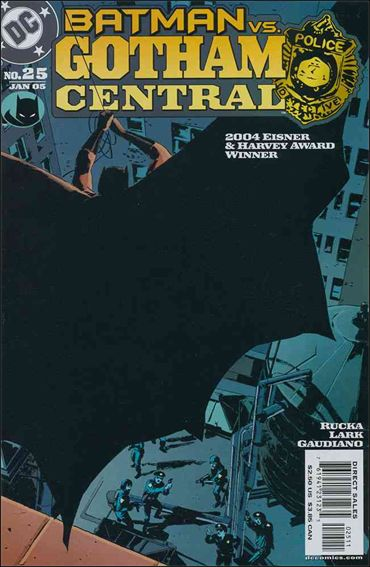 Gotham Central 25-A by DC