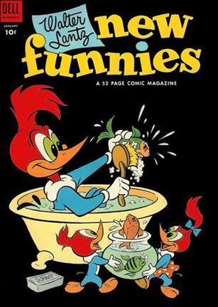 Walter Lantz New Funnies 203-A