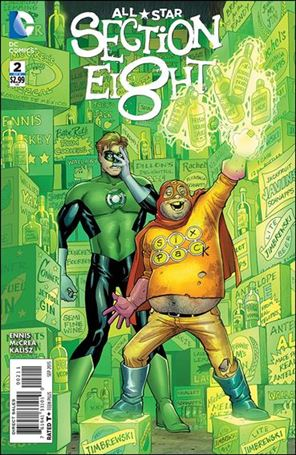 All-Star Section Eight 2-A