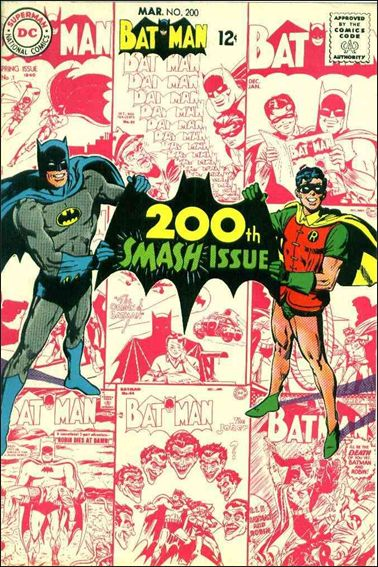 Batman (1940) 200-A by DC
