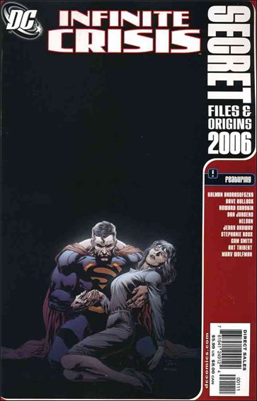Infinite Crisis: Secret Files and Origins 2,006-A by DC