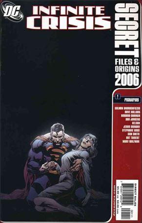 Infinite Crisis: Secret Files and Origins 2006-A