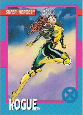 X-Men: Series 1 (Base Set) 36-A by Impel