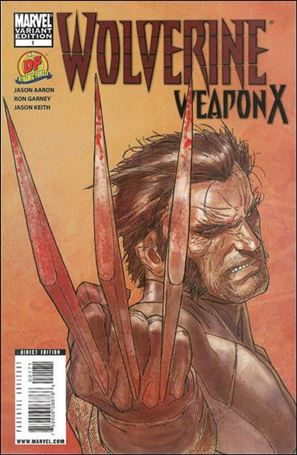 Wolverine: Weapon X 1-F