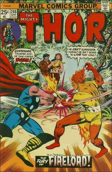 Thor (1966) 246-A by Marvel