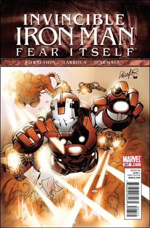 Invincible Iron Man (2008) 507-A