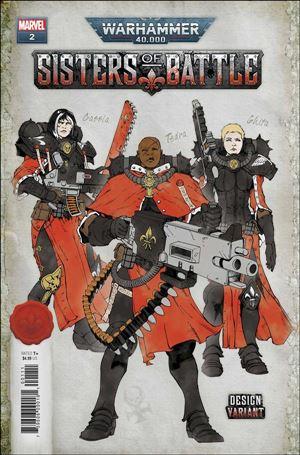 Warhammer 40,000: Sisters of Battle 2-C