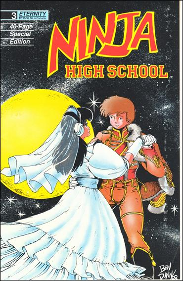 Ninja High School: The Special Edition 3-A by Eternity