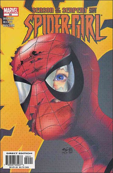 Spider-Girl (1998) 55-A by Marvel