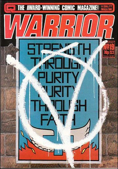 Warrior (UK) 19-A by Quality Communications