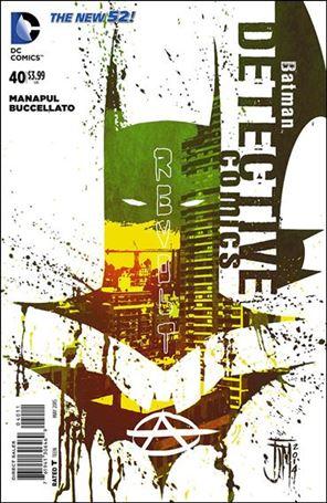 Detective Comics (2011) 40-A