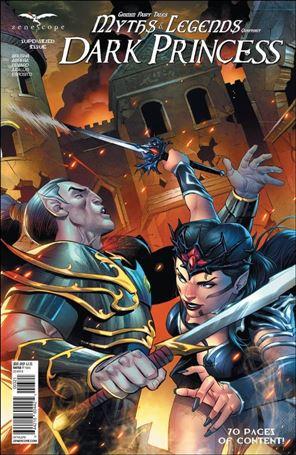 Grimm Fairy Tales Myths & Legends Quarterly: Dark Princess nn-B