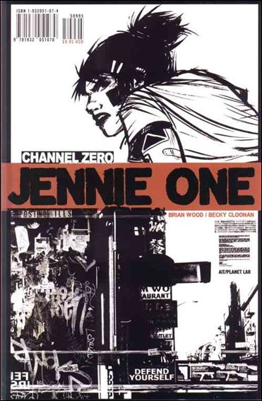Channel Zero: Jennie One 1-B by AiT/PlanetLar