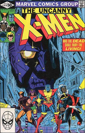 Uncanny X-Men (1981) 149-A by Marvel