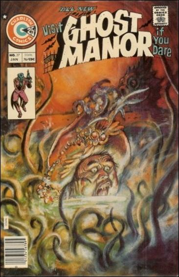 Ghost Manor (1971) 27-A by Charlton