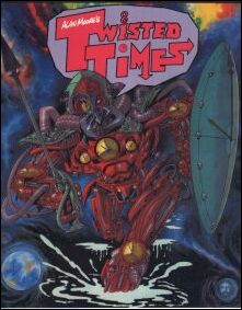 Alan Moore's: Twisted Times 1-A by Titan
