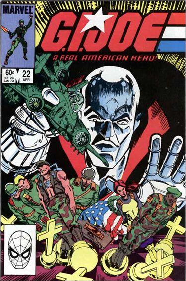 G.I. Joe: A Real American Hero 22-A by IDW