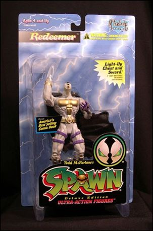 Spawn (Series  3) Redeemer (White Edition)